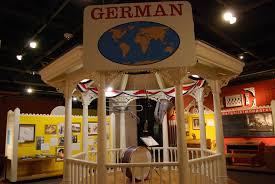 german culture area institute of texan cultures collections