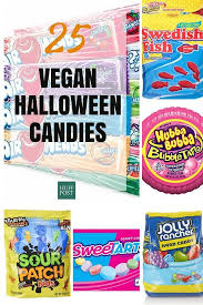25 halloween candies that are naturally vegan huffpost