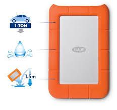 Rugged Lacie Hard Drive Lacie 1tb Usb 3 0 Rugged Mini Portable Hard Drive Lac301558