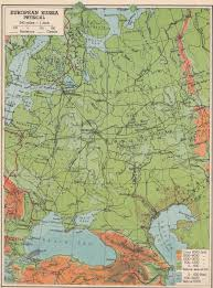 Map Russia Map Russia And Europe Angelr Me