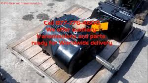 auxiliary truck transmissions youtube