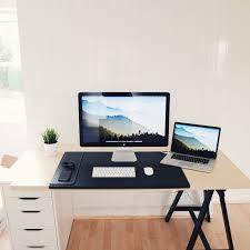 Desk Setup 21 Best Laptop Setups Images On Pinterest Desk Setup Computer
