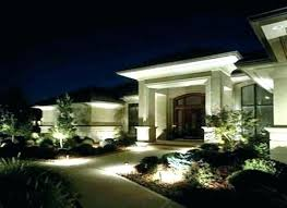 front of house lighting ideas modern house landscape design decor of modern front yard landscaping