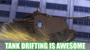 Girls Und Panzer Meme - und panzer meme gif by turbofurby on deviantart