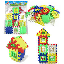 aliexpress com buy 24pcs baby house building blocks fun toys