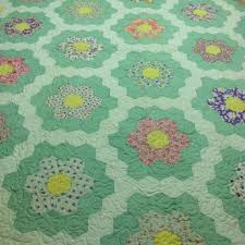 61 best grandmother u0027s flower garden quilts images on pinterest