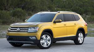 volkswagen atlas black 2018 volkswagen atlas second drive the all american cuv newcomer