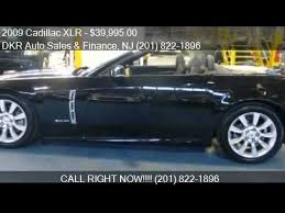 cadillac xlr platinum 2009 cadillac xlr platinum 2dr convertible for sale in teter