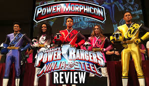 power rangers ninja steel cast trailer review ranger nation