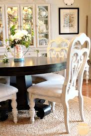 How To Spray Paint Dining Chairs Refresh Restyle - Painting a dining room table