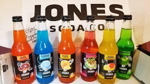 7 eleven jones soda unboxing and taste test