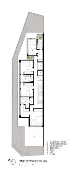 modern architecture floor plans best 25 narrow house plans ideas on small open floor