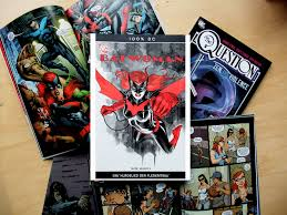 the best place to start reading u2026 batwoman and renee montoya