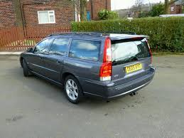 volvo v70 d5 6speed manual 7seater fsh 2006 in ramsbottom