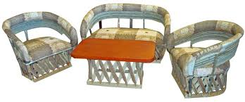 Mexican Patio Furniture by Mexican Rustic Patio Collection Mexican Patio Set Organicoyenforma