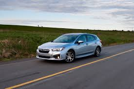 subaru hatchback impreza 2017 subaru impreza 2 0i premium 5 door review u2013 not just competitive