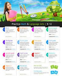 review of ixl com math u0026 language arts practice website