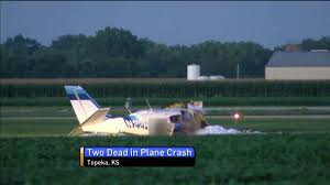 Kansas travel toothbrush images Kansas highway patrol two men killed in topeka plane crash fox jpg