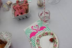 Ikea Pink Plates by Five Minute Style Pink Flamingo Party