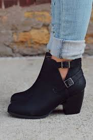 best 25 bow boots ideas best 25 black ankle boots ideas on black booties