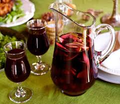 thanksgiving cider sangria seasonal recipe