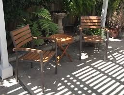 teak composite chairs for residential design