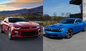 car sales camaro dodge challenger beats chevy camaro in pony car sales drivers