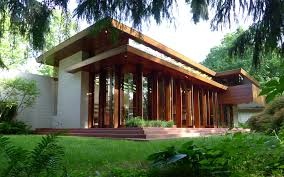 crystal bridges will open frank lloyd wright house in november