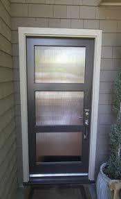 3 Panel Exterior Door Modern Wood Door With 4 Panel Yahoo Image Search Results