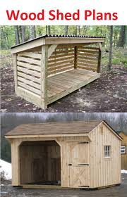Diy Wood Shed Design by The 25 Best Small Wood Shed Ideas On Pinterest Garden Shed Diy