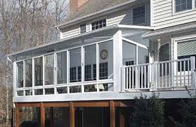 Sunrooms For Decks Sunroom Additions Ideas U0026 Designs Costs Champion