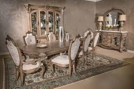 Michael Amini Dining Room Furniture Villa Di Como Extendable Dining Set Heritage Finish U2022 Usa