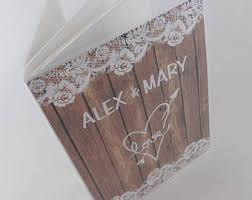 5x7 Wedding Photo Albums Rustic Wooden Wedding Photo Album 4 U0027 U0027 X 6 U0027 U0027