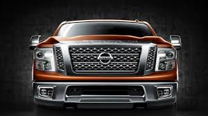 nissan titan yellow fog light 2017 nissan titan xd features nissan usa
