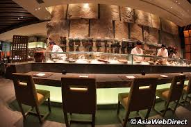 japanese restaurant cook at table siam restaurants where and what to eat in siam