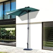 Cantilever Patio Umbrella Canada by 10 Cantilever Umbrellahalf Canopy Patio Umbrella Half Canada