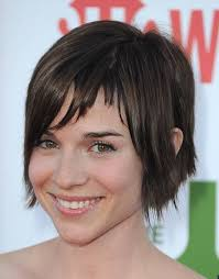 bob haircuts for fine hair short choppy bob hairstyles women short