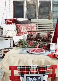 Christmas Decoration Ideas For Room by 35 Cozy Plaid Décor Ideas For Christmas Digsdigs