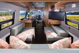 type b motorhome floor plans e trek roadtrek