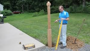 interesting installing a l post on ideas charming architecture