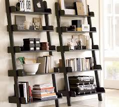 Wooden Bedside Bookcase Shelving Display Studio Wall Shelf Pottery Barn