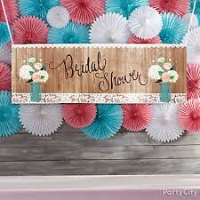 bridal shower ideas bridal shower ideas party city