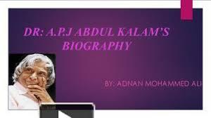 ppt u2013 dr apj abdul kalam powerpoint presentation free to
