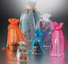pink organza bags cloth bags bag types