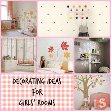 Wall Stickers For Girls Room Decorating Ideas For Girls Rooms Simple Shapes Blog U003e Family