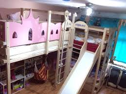 Bunk Bed With Slide Bunk Bed Slide And Ladder Montserrat Home Design Bunk Bed With