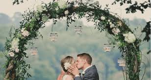 wedding arches made of branches top ideas for adding wow to that wedding arch