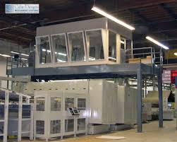 100 mezzanine offices in plant offices mezzanine in plant
