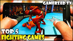 best fighting for android top 5 best fighting for android ios in 2016 2017 gamerzed