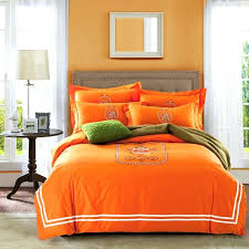 Cotton Queen Duvet Cover Duvet Covers Orange U2013 De Arrest Me